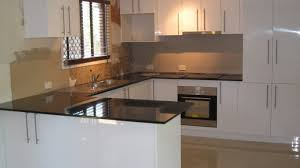 new design of modular kitchen cream raised panel kitchen cabinet