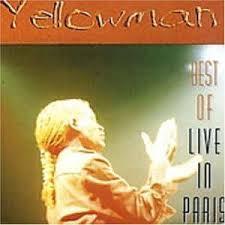 yellowman live in paris cd album at discogs