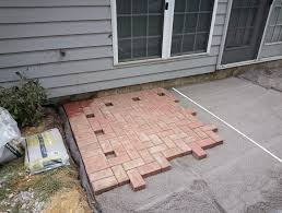 Patio Retaining Wall Ideas How To Build A Paver Patio With A Retaining Wall Home Design Ideas