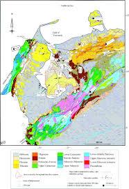 Map Of Venezuela Regional Geologic And Tectonic Setting Of The Maracaibo Supergiant