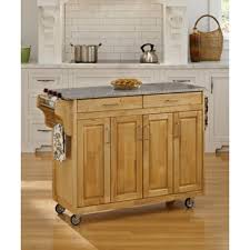 kitchen island cart granite top create a cart granite top cart overstock shopping
