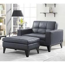 Leather Futon Sofa Loungers Costco