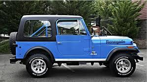 1982 jeep jamboree the best tires for hagerty u0027s top 10 collector cars 2016
