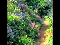 easy diy country garden design decorating ideas youtube