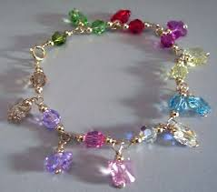 crystal bracelet designs images 9 latest crystal bracelet designs styles at life jpg