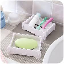 bathroom shoo holder diy european style soap holder handmade wooden jewelry box toilet