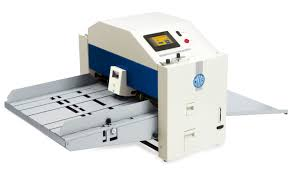 automatic creasing and perforating machine gpm 450 speed youtube