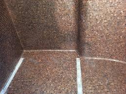 bagno mosaico bagno mosaico marrone tecnoposa ferrara ostellato