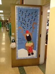 29 classroom door decoration winners fireplace christmas door