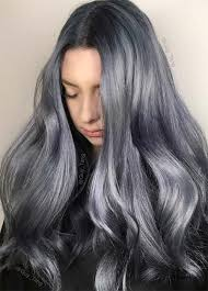blue ash color 50 magically blue denim hair colors you will love fashionisers