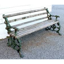 Park Benches For Sale Cast Iron Garden Bench Legs Cast Iron Bench Ends Free Shipping