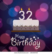 Happy 39th Birthday Wishes Happy 39th Birthday Bokeh Vector Background Stock Vector 291959729