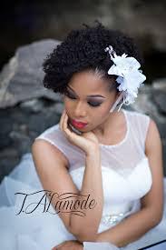 nigerian bridal natural hair and makeup shoot black bride