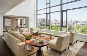 two story beacon hill penthouse boasting gorgeous interiors