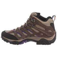 womens boots outdoor merrell moab ventilator mid hiking boots for save 36