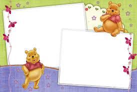 marcos foto png winnie pooh sus amigos marcos gratis