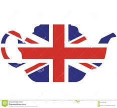 Pot Flag Teapot Clipart British Pencil And In Color Teapot Clipart British