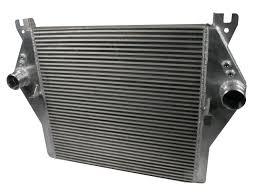 Dodge Ram Cummins Radiator - afe power 46 20011 bladerunner gt series intercooler afe power