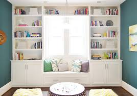 built in window seat ideas of built in bookshelves with a window seat how to build a