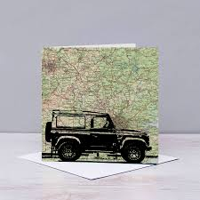 christmas jeep silhouette landrover silhouette over antique map by atlas u0026 i