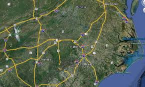Nc State Campus Map Untitled Document