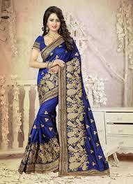women dress elegant crochet lace contrast dress royal blue color