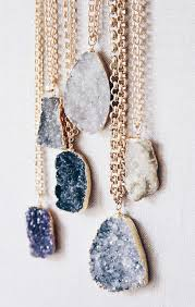 rock necklace jewelry images Best 25 crystal jewelry ideas jewelry jewels and jpg