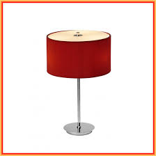 red table lamps for living room lighting and ceiling fans