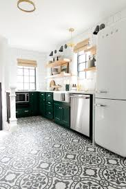 Types Of Kitchen Flooring Best 25 Tile Floor Kitchen Ideas On Pinterest Tile Floor