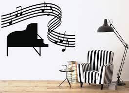 Wall Decal Music Headphones Teen by Wall Decals U0026 Stickers Home Decor Home Furniture U0026 Diy