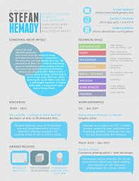 Example Of Creative Resume by Terrific Professional Resume Templates With 14 Stunning Examples