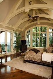 Celing Window by 33 Stunning Master Bedroom Retreats With Vaulted Ceilings
