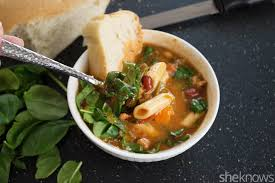copycat olive garden minestrone satisfies your soup craving at home
