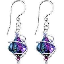 earring dangles get dangle earrings with comfortable loops styleskier