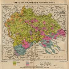 Europe Map In 1914 by