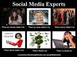 Meme Media - what social media experts actually do fun with technology