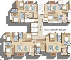 Floor Plan Of A Bank by Prestige Ivy Terraces By Prestige Group In Bellandur Bangalore