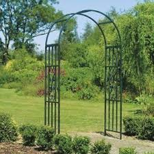 wedding arbor ebay garden metal arch outdoor wedding arbor patio flowers archway