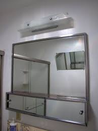 Contemporary Bathroom Mirrors by Furniture Intriguing Mirrored Sliding Bathroom Medicine Cabinet