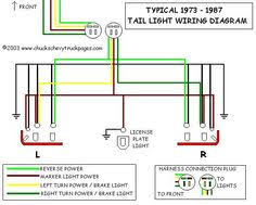 62 chevy headlight switch diagram wiring schematic wiring