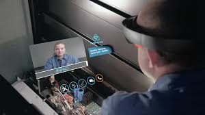microsoft hololens enables thyssenkrupp to transform the global