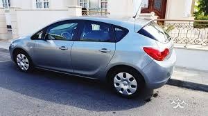 opel astra 2011 hatchback 1 3l diesel manual for sale limassol