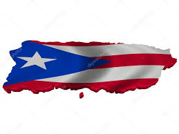 Maps Of Puerto Rico by Flag And Map Of Puerto Rico U2014 Stock Photo Sav Up 5245884