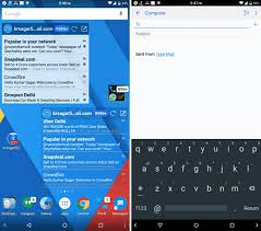 best android mail app 5 best free email widgets for android