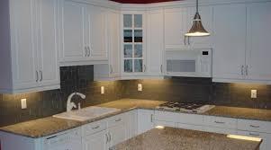 brick tile backsplash kitchen gray brick tile backsplash grey cabinets faux with kitchen and