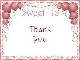 16 balloon celebration thank you note cards