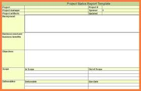 Project Weekly Status Report Template Excel Weekly Report Template Weekly Report Template Peerpex Weekly
