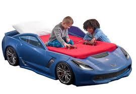 Step2 Corvette Bed Toddler Car Bed Ferrari Price Racing Car Bed Children Car