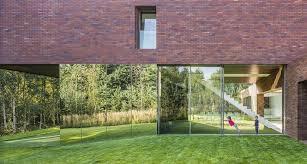 dichotomous living garden house in katowice by robert konieczny