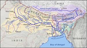 rivers in china map china and india s race to dam the brahmaputra river puts the